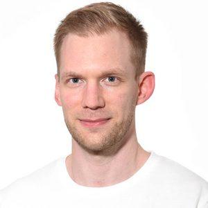 Kasvokuva Mikko Haikasta